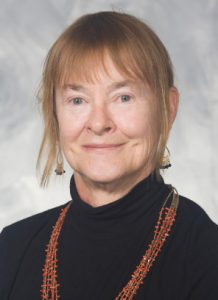 Professor Cathy Middlecamp.